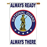 National Guard Flag Indoor/Outdoor 28″ x 44″ Review