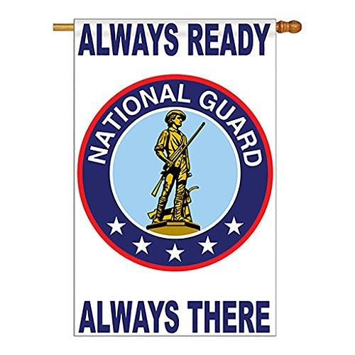 National Guard Flag Indoor/Outdoor 28