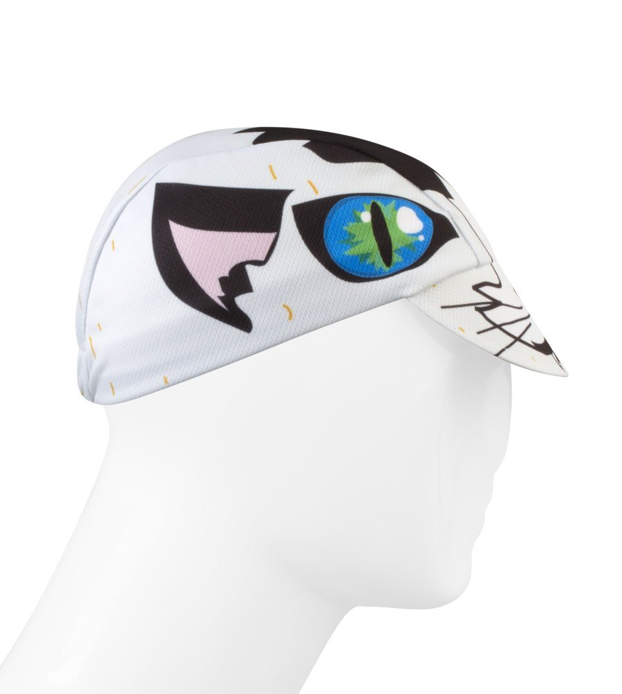 Alley Cat Cyling Cap - Made in the USA