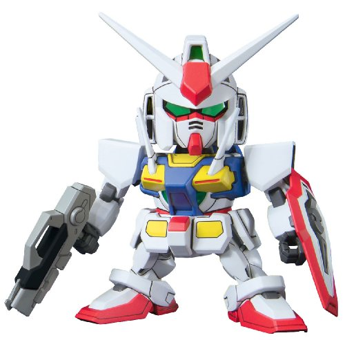 SD Gundam BB Warriors No. 333 0 Gundam Type ACD Bandai