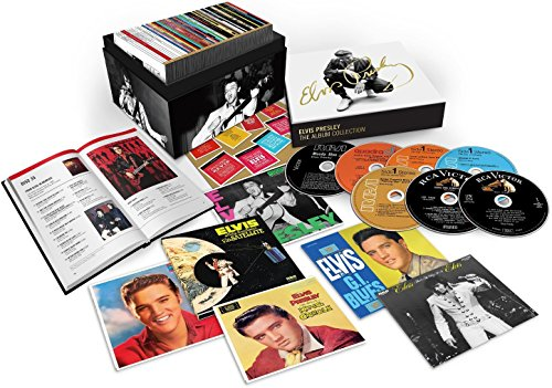Elvis Cd Album (The RCA Albums Collection)