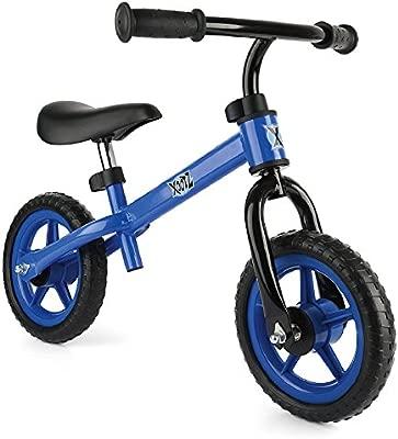 Xootz Equilibrio Bicicleta - Azul: Amazon.es: Juguetes y juegos