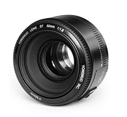 Yongnuo YN50mm 50mm F/1.8 1:1.8 Standard Prime Lens