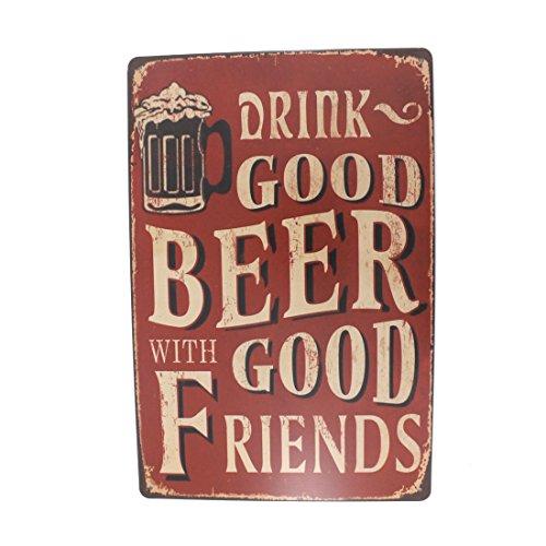 beer bar decor - 4