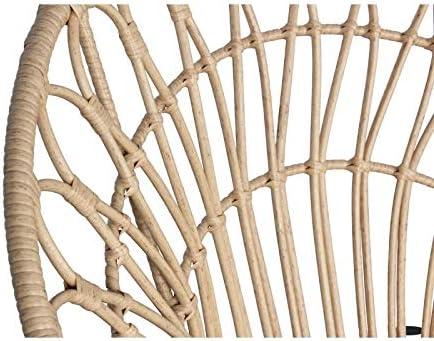 Déco en línea – Silla sintética ratán Emmanuelle: Amazon.es: Hogar