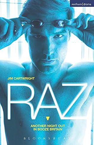 book cover of Raz