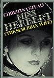 Miss Herbert, Christina Stead, 039440517X
