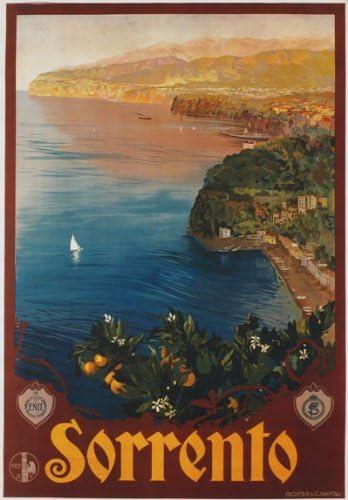 Vintage Egypt For Sunshine Tourism Poster A3 Print