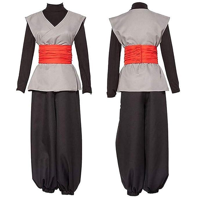 GGOODD Anime Dragon Ball Super Goku Black Cosplay Costume ...