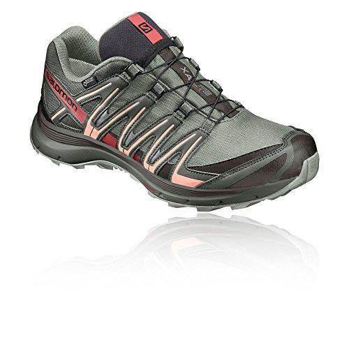 Salomon de Shadow GTX Zapatillas Beluga W XA Peach Gris Trail para Nectar Lite Running Mujer PXrqwPxEf
