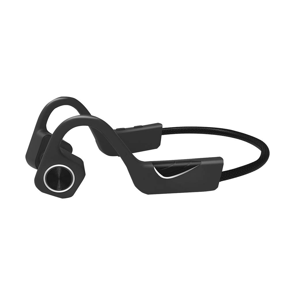 Aobiny Wireless Bluetooth Earphones, B10 Bluetooth 5.0 Open Ear Wireless Headphones Bone Conduction Earphone Sport Headset