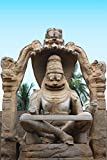 DollsofIndia Narasimha Avatar, Hampi - Karnataka, india - Photographic Print - 23 x 15 inches - Unframed