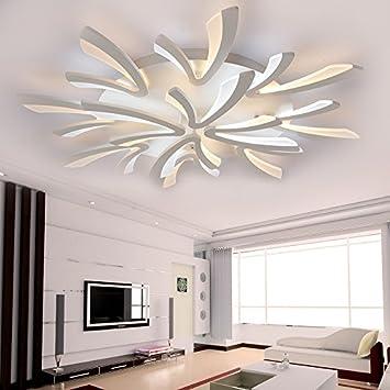 LFNRR Hochwertige LED Deckenleuchte/Licht acryl Lampe Lampe ...