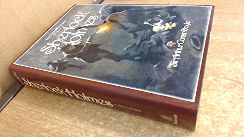 The original illustrated 'Strand' Sherlock Holmes