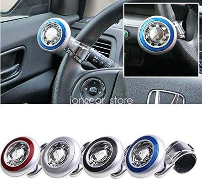 Universal Car Steering Wheel Grip Aid Handle Power Assister Spinner Knob Ball