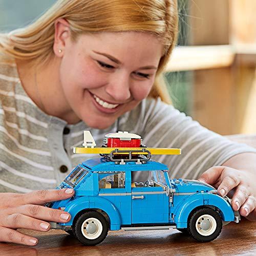 51%2BhBI86LCL - LEGO Creator Expert Volkswagen Beetle 10252 Construction Set