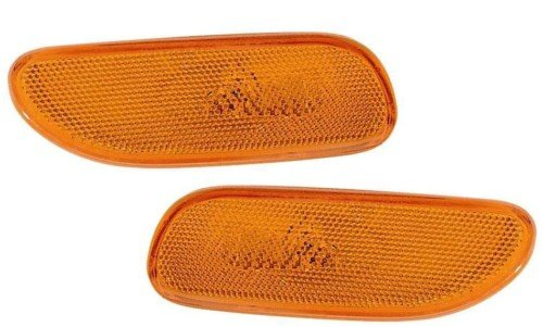 Driver and Passenger Side Replacement Side Marker Light
