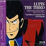 ルパン三世テレビスペシャル「セブンデイズ・ラプソディ」オリジナル・サウンドトラック「SEVEN DAYS RHAPSODY」