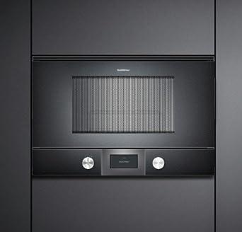 Gaggenau Bmp 224 100 Mikrowelle 900 W Amazon De Elektro Grossgerate