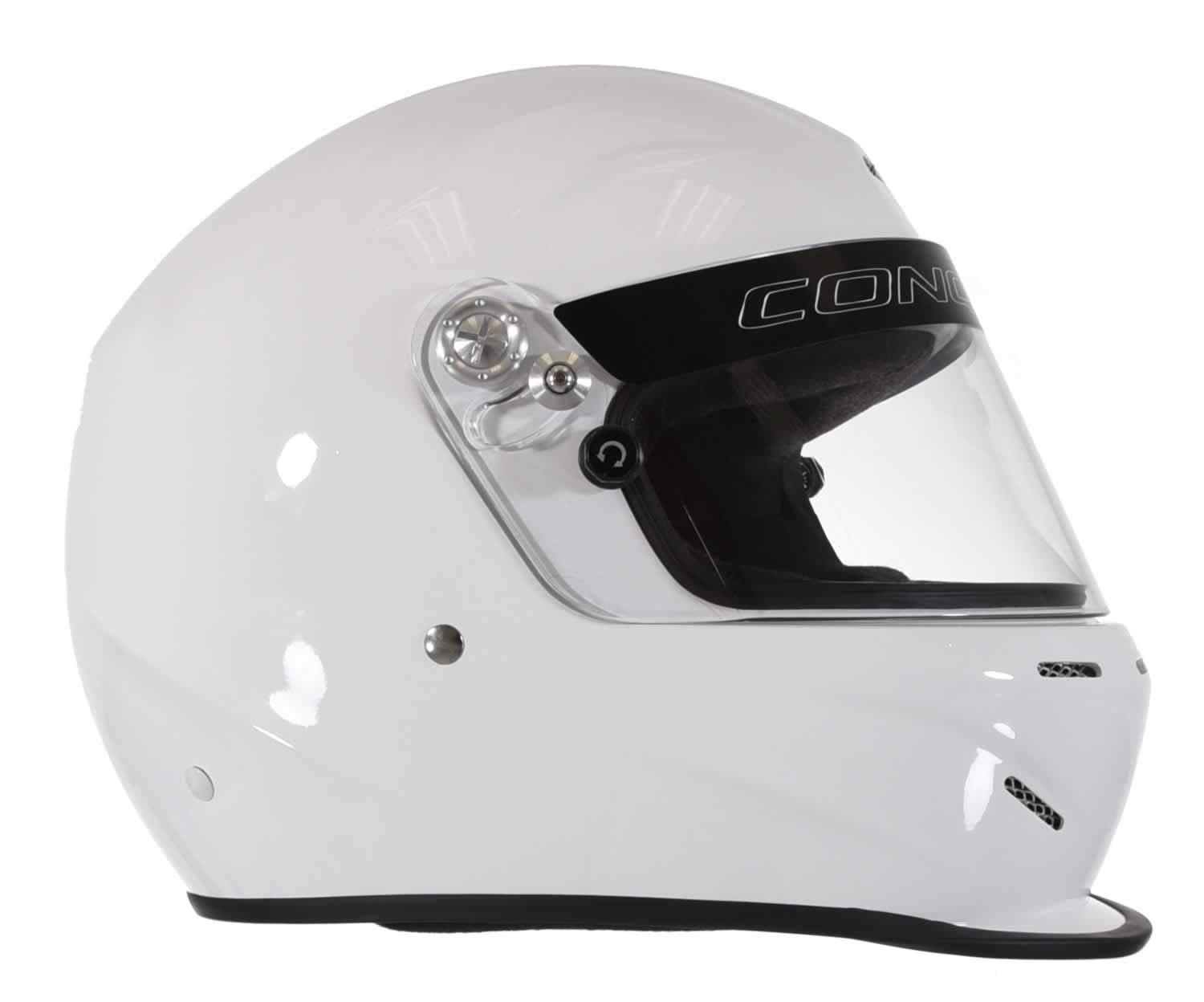 Conquer Snell SA2015 Aerodynamic Vented Full Face Auto Racing Helmet by Conquer (Image #4)