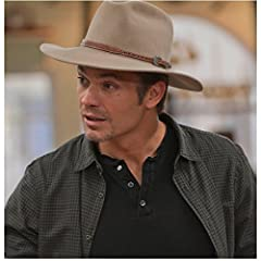 Justified (TV Series 2010 - 2015) 8 inch x 10 inch photograph