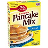 Betty Crocker Complete Pancake Mix, 37 oz