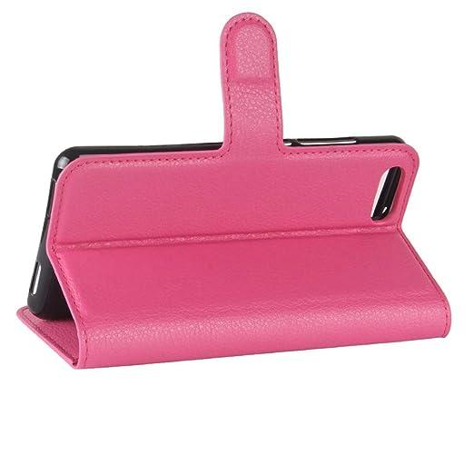 Amazon.com: Cubot Rainbow 2 Case,Premium PU Leather Flip ...