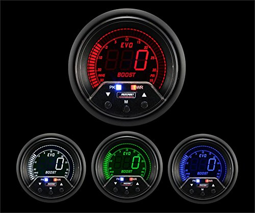 boost gauge plugs - 5