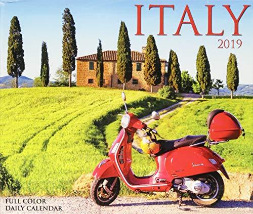 Italy 2019 Box Calendar