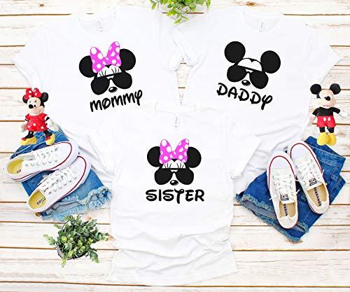 Disney family shirts, Disney Shirts, Disney Trip Shirts, walt disney shirts, Mickey mouse disney Shirts D43 ()