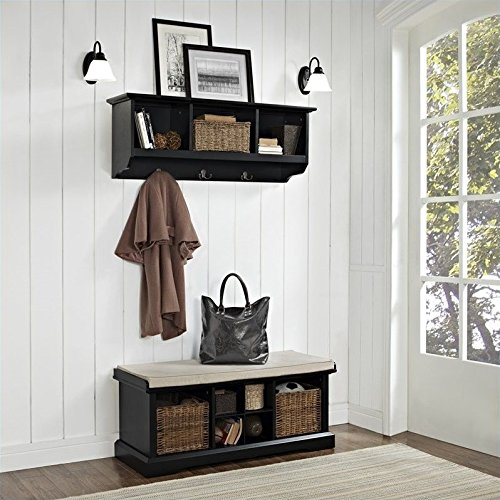 entryway furniture with storage - 5