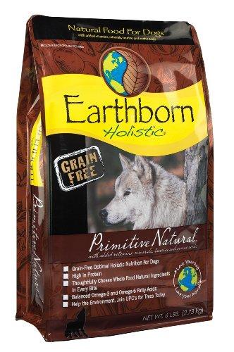 Earthborn Holistic Primitive Natural Grain Free 6 lbs