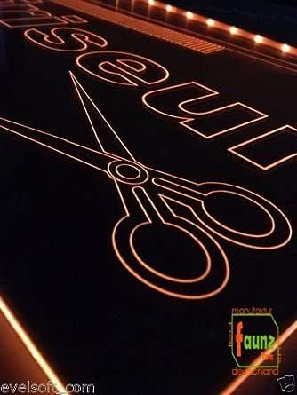 LED, diseño de cartel, Nota faunz Cartel Cartel