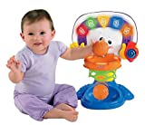 Fisher-Price Laugh & Learn Learning Basketball - 0-12 Months - First Adventures