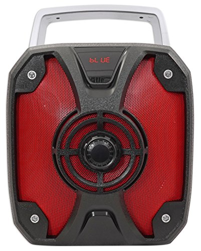 Rockville ROCKBOX 6.5'' 100 Watt Portable Rechargable Bluetooth Speaker w USB/SD by Rockville