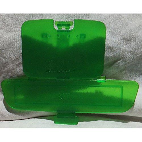 nintendo-n64-lid-door-cover-expansion-jumper-ext-funtastic-colors-jungle-green