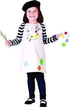 Dress Up America Disfraz de Artista talentosa niña: Amazon.es ...