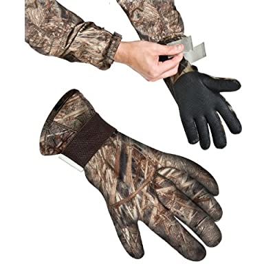 Mossy Oak Neoprene Decoy Gloves
