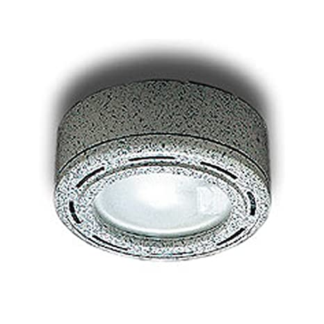 Recessed Or Surface Granite Stone Finish Halogen Puck Light / Mini Light / Under  Cabinet Light