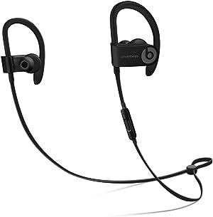 Powerbeats3 Wireless In-Ear Headphones - Black (Renewed)