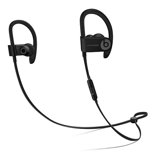 94e26ed4bc1 Amazon.com: Powerbeats3 Wireless In-Ear Headphones - Black (Renewed): Home  Audio & Theater