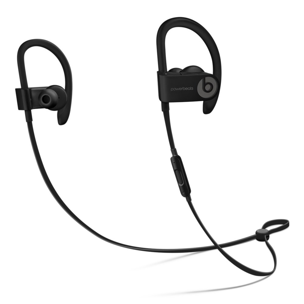 Powerbeats3 Wireless In-Ear Headphones - Black (Certified Refurbished)