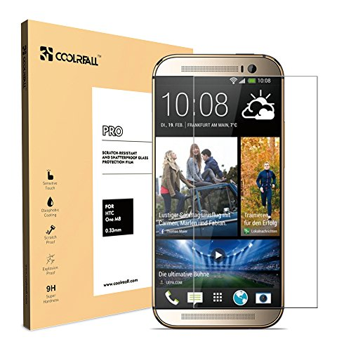 Screen Protector CoolreallTM Tempered Transparent