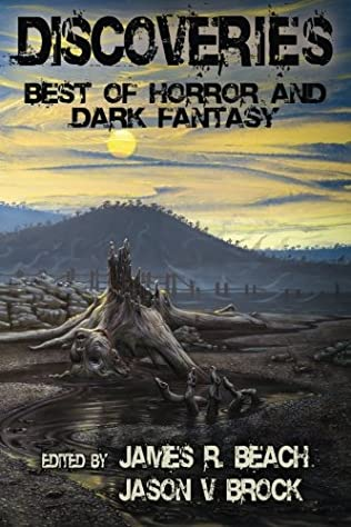 book cover of Discoveries Best of Horror and Dark Fantasy