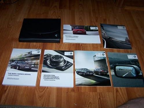 amazon com 2013 bmw 3 series sedan owners manual bmw books rh amazon com BMW 3 Series Wheels 2013 bmw 3 series owners manual pdf