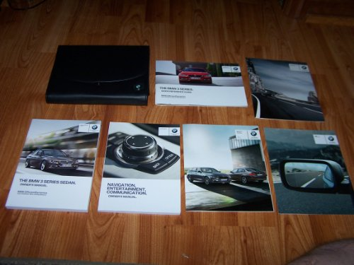 Bmw 3 Series Owners Manual - 2013 BMW 3 Series Sedan Owners Manual