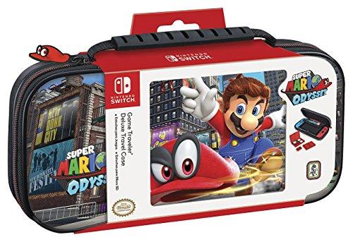 Ardistel – Game Traveler Deluxe Carcasa De Viaje NNS58 (Nintendo Switch)