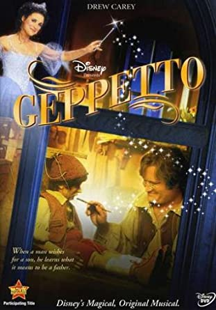 Amazon.com: Geppetto: Drew Carey, Julia Louis-Dreyfus, Brent ...