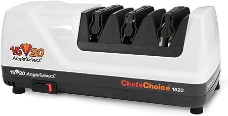Chef´s Choice 1520 - Afilador eléctrico para Cuchillos asiáticos y jamoneros