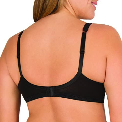 Fruit of the Loom Women's Unlined Underwire Bra(Pack of two)